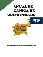 Manual de Mecánica de Quipo Pesado