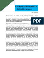 1527227749216_Carta de Apoyo Ambientalista a Colombia Humana 2018 MAYO