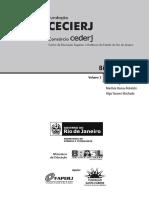 CEDERJ Bioquimica 1 Vol 3