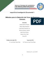 Métodos Para La Detección Del Virus Del Papiloma Humano VPH Eq. 2 405 (2)