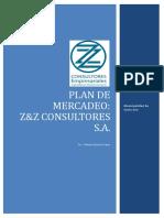 Z&Z Consultores Sta Ana Plan de Mercadeo