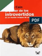 El Poder de Los Introvertidos