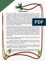Biografía DE CCESAR BONA.docx