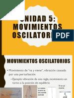 8o Unidad5 Mov Oscilatorios