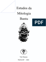 Tata Nkasuté - Estudos Da Mitologia Bantu