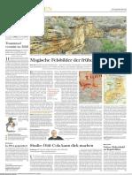 Stuttgarter Zeitung 94 - Magische Felsbider der Frühen Menschen