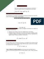 Casos de factorización