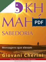 Livro Kokmahá Sabedoria Mensagens Que Elevam de Giovani Cherini