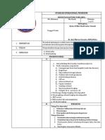Standar Operasional Prosedur Rjp