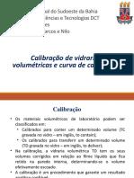 Analítica-I Apresentação - Calibração (1) 1
