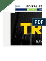 Edital Estratégico TRT 2 TJAA