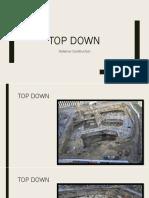 TOP DOWN Presentación