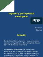 Ingresos y Presupuesto Municipal