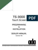 Ada Ts-3000 Manual