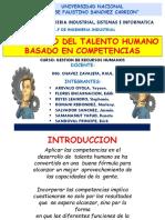 Ppt Desarrollo Del Talento Humano