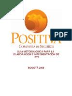 Guía Elaboaracion e Implmentacion de Los PTS