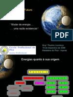 Palestra Energias Renovaveis -  Madalena do Pico - AÇORES
