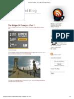 My Very First Blog_ the Bridges of Putrajaya (Part 2)