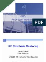 3.2. River Basins