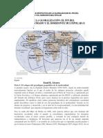 Geopolitica de La Globalizacion