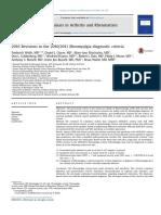 Nuevos Criterios Dx Fibromialgia Revision 2016