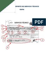 Manual de Reporte de Servicio Técnico[651] Sapia