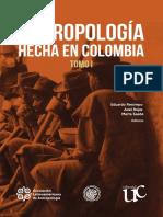 Antropologia Hecha en Colombia T1 - 2017