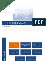 Ch 2 - Six Sigma & Dmaic