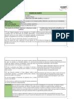Diario de Campo Formato Planeacion