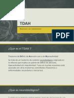 TDAH Recopilacion de Datos