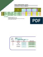 Ejercicio 09 Excel