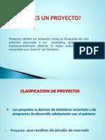 Diapositivas Formulacion de Proyectos