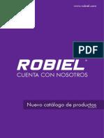 Catálogo Lanzamientos Robiel