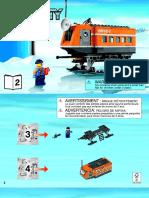Lego - City 60035 2