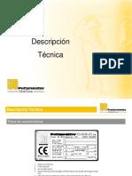 Descripción Técnica spm 4210