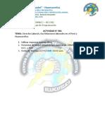 Act 1 - Fol Mod IV -Sd