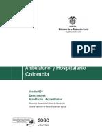 Manual de Acreditacion de Salud Ambulatorio y Hospitalario