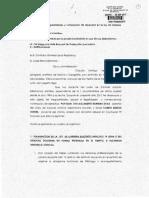 CONTRALORIA ESCT - Denuncia de Irregularidades