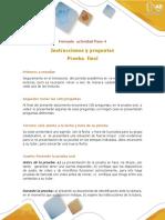 Formato Actividad Paso 4 Cuestionario FINAL EDUCATIVA