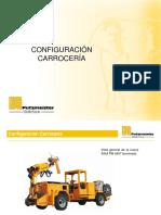 CONFIGURACIÓN CARROCERIA equipo SPM 4210