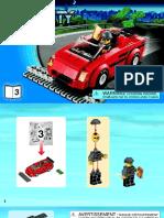Lego - City 60007 3