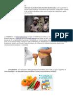 Qué Es La Desnutrición