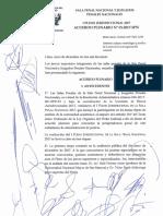ACUERDO PLENARIO N° 01-2017-SPN