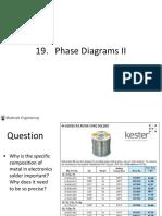 19. Phase Diagrams II - 2017WT2