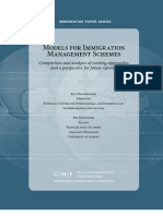 Models for Immigration Management Schemes