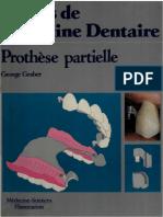 Atlas de médecine dentaire - prothèse partielle