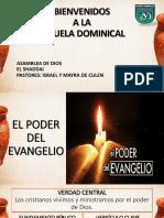 El Poder Del Evangelio Normal.pptx 22.04.2018
