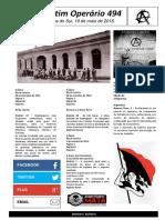 Boletim Operário 494