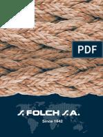 Folch Sa Catalogo de DRIZA