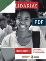 Revista Organizaciones Solidarias 2017 Edicion 25